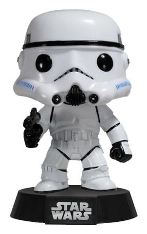 Figurine Funko Pop! N°05 - Star Wars - Stormtrooper