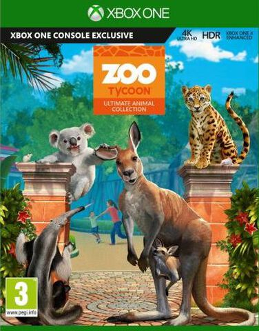 Zoo Tycoon Zookeeper Collection