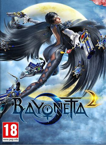 Bayonetta 2 - Jeu complet - Version digitale