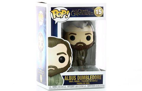 Figurine Funko Pop! N°15 - Les Animaux Fantastiques 2 - Albus Dumbledore