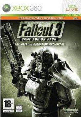 Fallout 3 The Pitt & Operation Anchorage