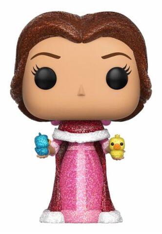 Figurine Toy Pop N°241 - La Belle et la Bête - Belle avec Oiseaux Glitter