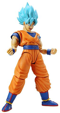 FIGURINE A MONTER FIGURE-RISE - DRAGON BALL SUPER - Sangoku Super Saiyan God