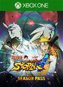 Season Pass - Naruto Shippuden : Ultimate Ninja Storm 4 - Xbox One