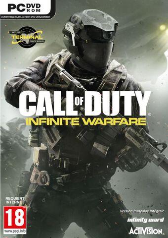 Call Of Duty Infinite Warfare Jfg