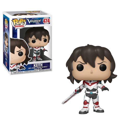 Figurine Funko Pop! N°474 - Voltron - Keith