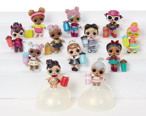 Figurine Mystère - Lol Surprise - Glam Glitter Assortiment