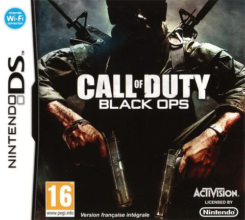 Call Of Duty, Black Ops