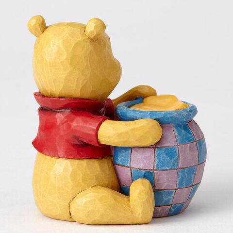 Figurine Disney Traditions - Winnie L'ourson - Winnie L'ourson (fenêtre Transparente)