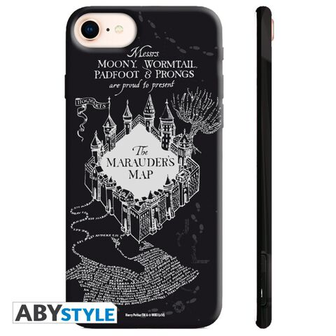 Coque De Telephone - Harry Potter - Carte Du Maraudeur