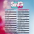 Let's Sing 2018 Hits Français Et Internationaux + 2 Micros