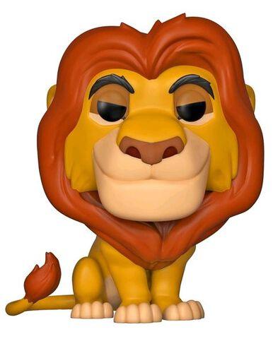 Figurine Funko Pop! N°495 - Le Roi Lion - Mufasa