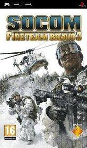 Socom U.s. Navy Seals, Fireteam Bravo 3