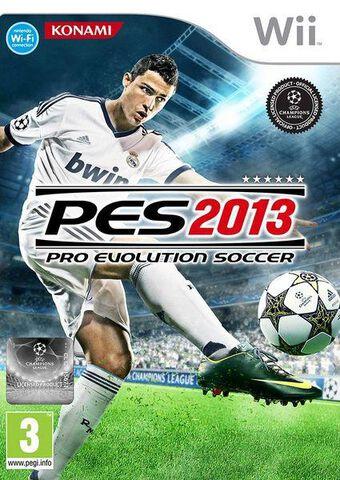 Pro Evolution Soccer 2013 (pes)