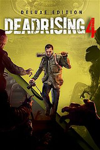 Dead Rising 4 Edition Deluxe Digitale Xbox One
