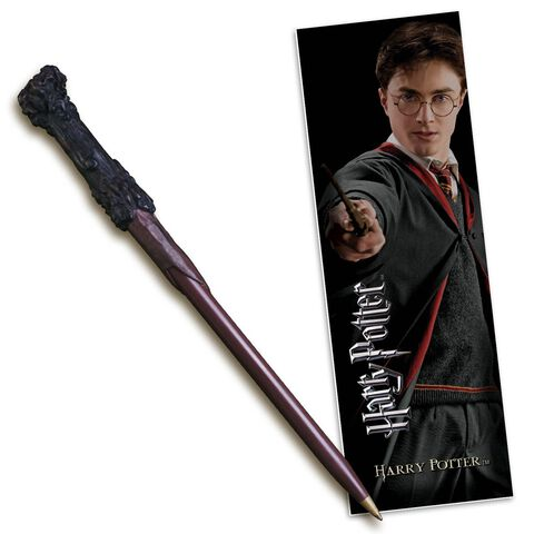 Stylo et marque-page - Harry Potter - Harry