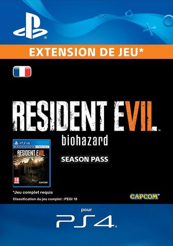 Resident Evil 7 - Season Pass - Version digitale