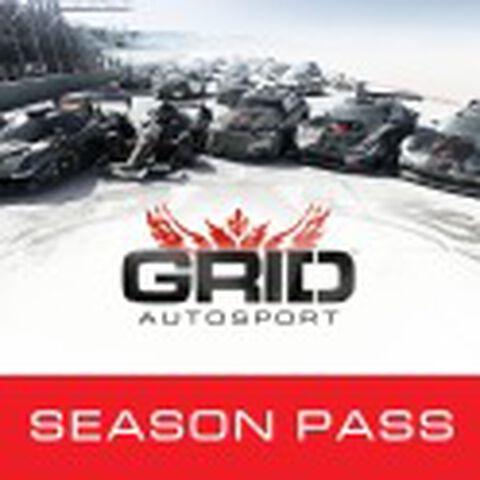 Season Pass Grid Autosport