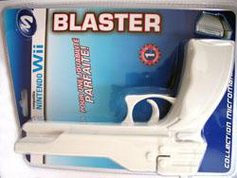 Wii Blaster, Micromania Collection
