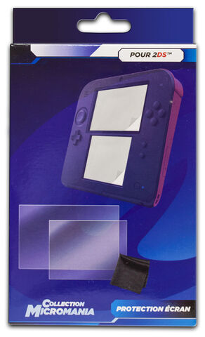 Film de protection 2DS - Micromania Collection