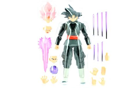Figurine S.H Figuarts - Dragon Ball Super - Goku Black 18 cm
