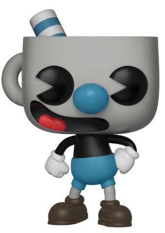 Figurine Funko Pop! N°311 - Cuphead - Série 1 Mugman