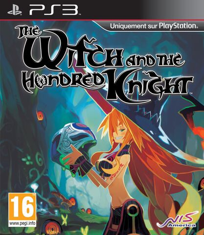 The Witch And Hundred Knight