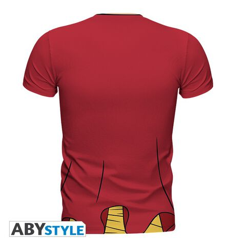 T-shirt Homme - One Piece - Luffy New World - Taille S