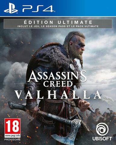 Assassin's Creed Valhalla Edition Ultimate Exclusivite Micromania