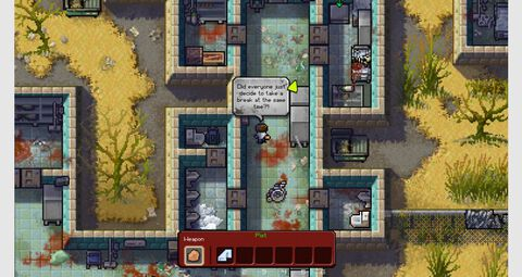 The Escapists : The Walking Dead