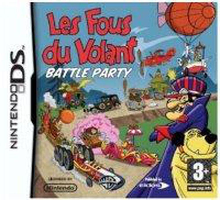 Les Fous Du Volant, Battle Party
