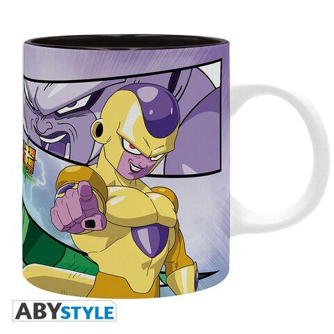 Mug - Dragon Ball Super : Broly - Broly vs Freezer 320 ml