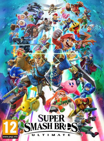 Super Smash Bros. Ultimate - Jeu complet - Version digitale