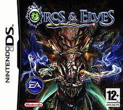 Orcs And Elves