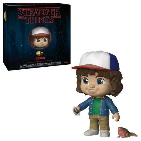Figurine 5 Star - Stranger Things - Dustin