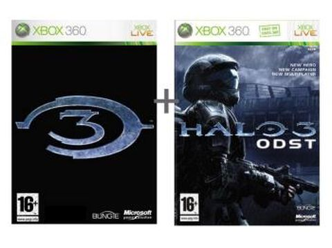 Bundle Halo 3+ Halo 3 Odst