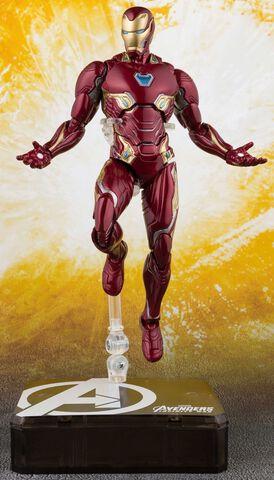 Figurine S.H. Figuarts - Avengers : Infinity War - Iron Man Mk 50