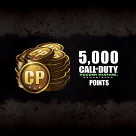 DLC - Call of Duty : Modern Warfare Remastered - 5 000 points