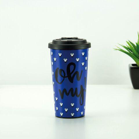 Tasse de voyage - Disney - Minnie Mouse Bleu 400 ml