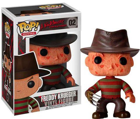 Figurine Funko Pop! N°02 - Freddy Krueger