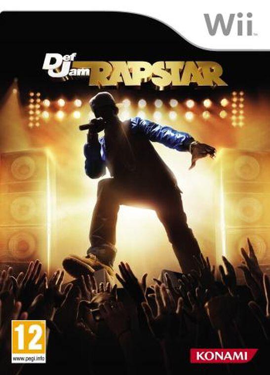 Def Jam, Rapstar