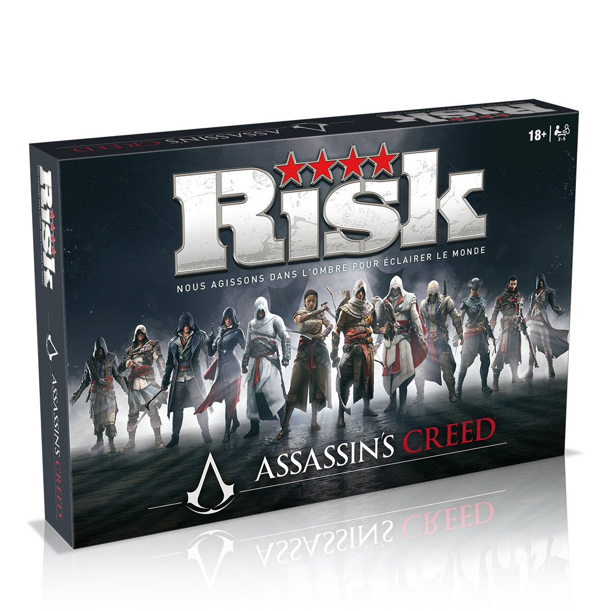 Assassin?s Creed : The Rebel Collection