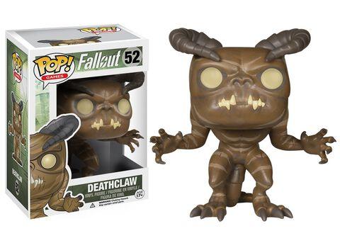 Figurine Funko Pop! N°52 - Fallout - Deathclaw