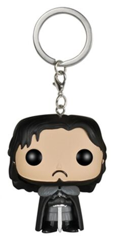 Porte-clés Funko Pop! - Game of Thrones - John Snow
