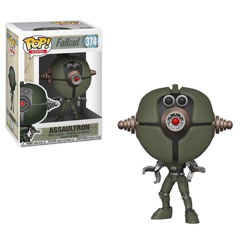 Figurine Funko Pop! N°374 - Fallout - S2 Assaultron