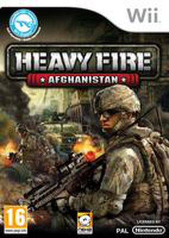 Heavy Fire : Afghanistan + Fusil