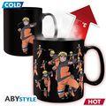Mug - Naruto Shippuden - Heat Change Multiclonage 460 ML