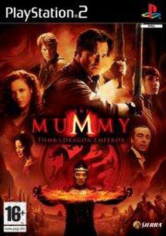 La Momie 3, La Tombe De L'empereur Dragon