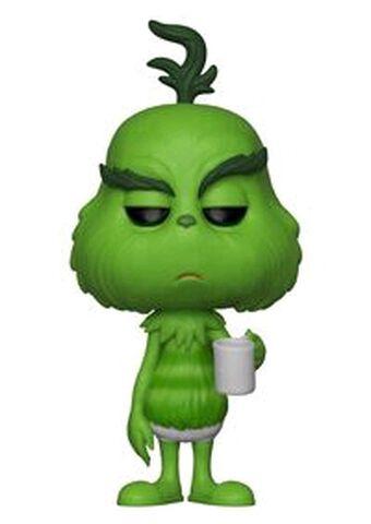 Figurine Funko Pop! N°664 - Le Grinch - Grinch en sous-vêtements - Exclusivité Micromania-Zing