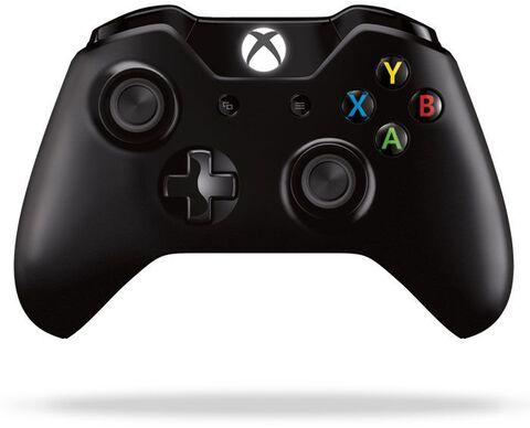 Manette sans fil Noire - Xbox One